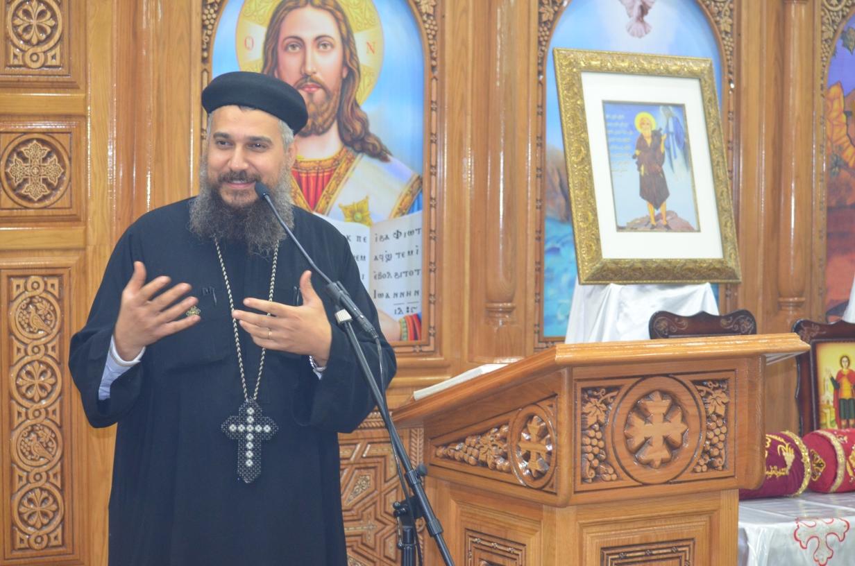 Father Seraphim   St Simon the tanner